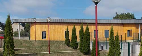 Restaurant scolaire de Le Sourn